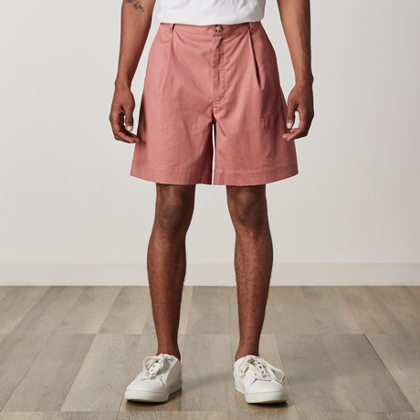 Emery Shorts // Dusty Rose (XXS)