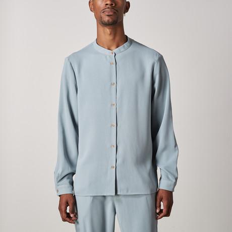 Farren Shirt // Sky Blue (XXS)