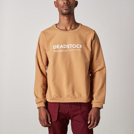 Foster Sweatshirt // Tan (XXS)