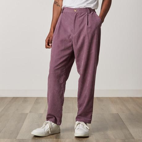 Germain Trouser // Purple (XXS)