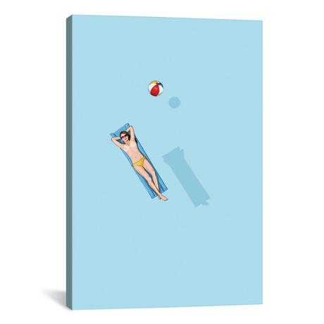"""Float Under The Sun // Jason Ratliff (18""""W x 26""""H x 0.75""""D)"""