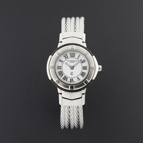 Charriol Ladies Quartz // CE426SB.640.007 // New