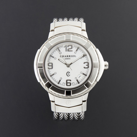 Charriol Ladies Quartz // CE438S.650.001