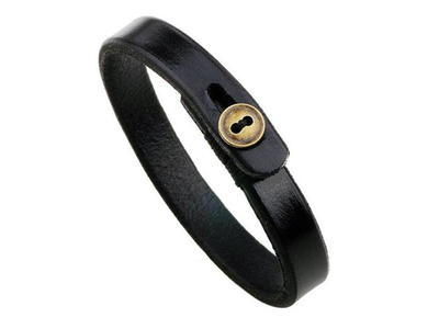 The_Forum_Bracelet_Black