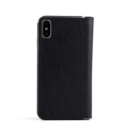 Roy Flip Case for iPhone // Black (6/6S)
