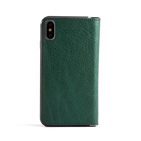 Roy Flip Case for iPhone // Mint (6/6S)