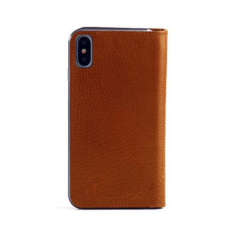 Roy Flip Case for iPhone // Tan (6/6S)