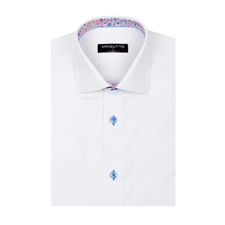 Lagos Short Sleeve // White (XS)