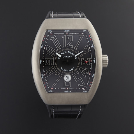 Franck Muller Vanguard Automatic // 45SCSTLGRYSIL