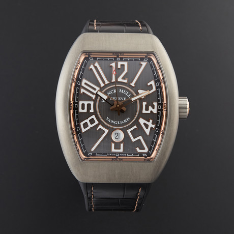 Franck Muller Vanguard Automatic // 45 SC TT GRY GLD