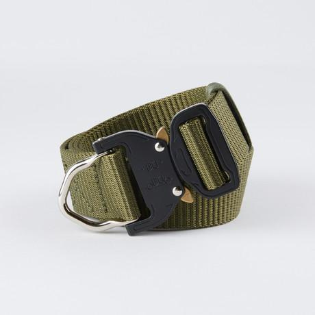 Bravo Utility Belt // Army Green