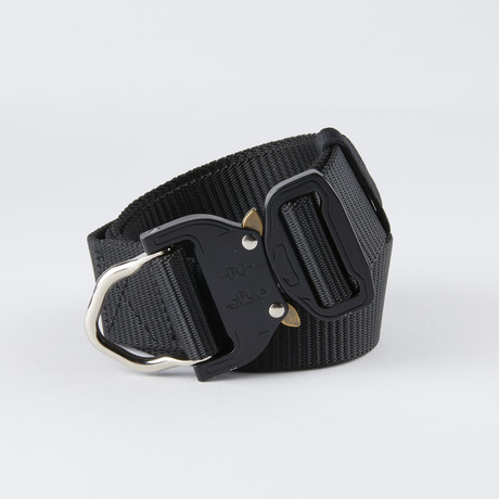 Bravo Utility Belt // Black