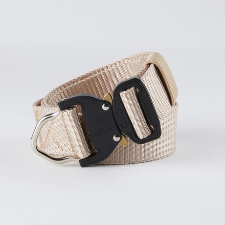 Bravo Utility Belt // Tan
