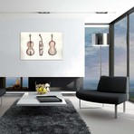 "Cello (26""W x 18""H x 0.75""D)"