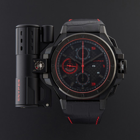 Snyper Chronograph Automatic // 50.250.00SP // Store Display