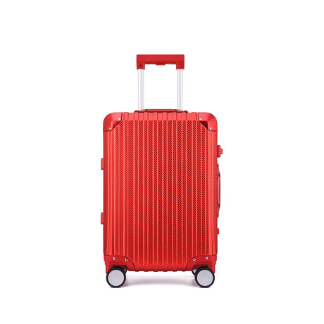 TREK Aluminum // Red (Carry On)