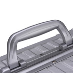 TREK Aluminum // Silver (Carry On)
