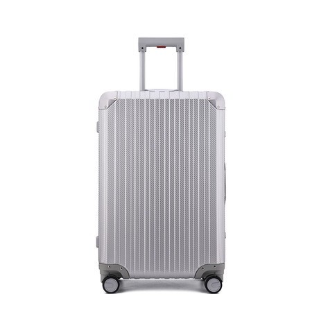 TREK Aluminum // Silver (Carry On)