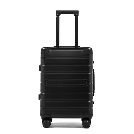 ALR Aluminum // Black (Carry On)