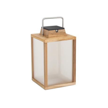 """Traditional Lantern (9""""L x 9""""W x 15""""H)"""