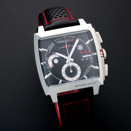 Tag Heuer Monaco LS Chronograph Automatic // 11740 // Pre-Owned