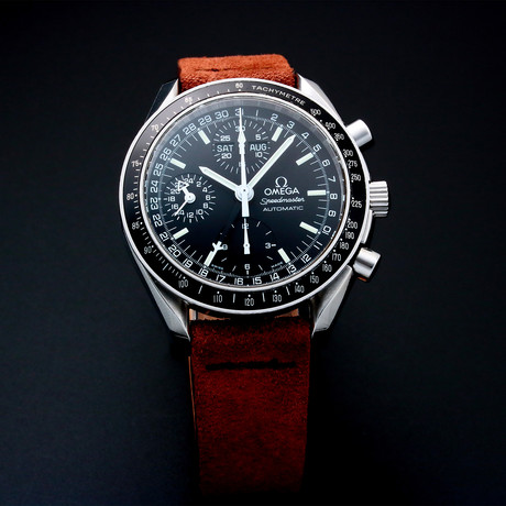 Omega Speedmaster Sport Day Date Automatic // 35205 // Pre-Owned