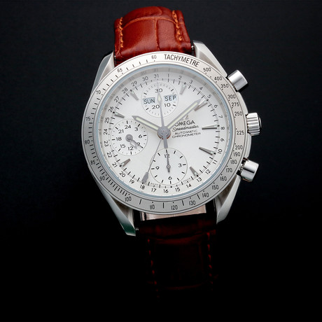 Omega Speedmaster Sport Day Date Automatic // 32210 // Pre-Owned