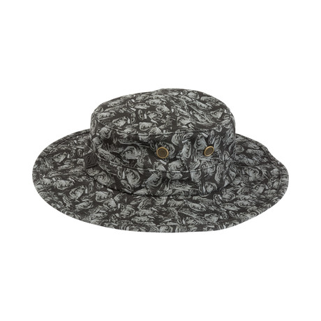Whiskey // Specialty Hat // Black