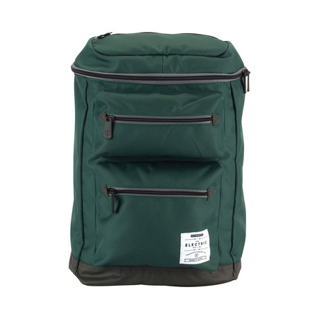 Ward Solid // Backpack // Green