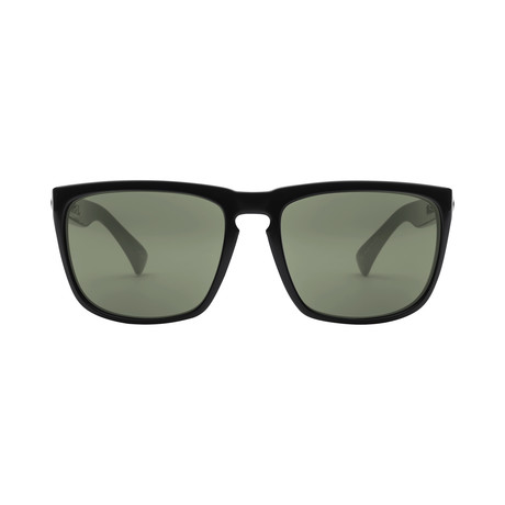 Knoxville Xl // Gloss Black + OHM Polarized Gray