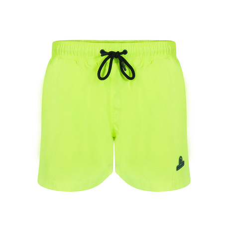 Neon Swimsuit // Yellow (S)