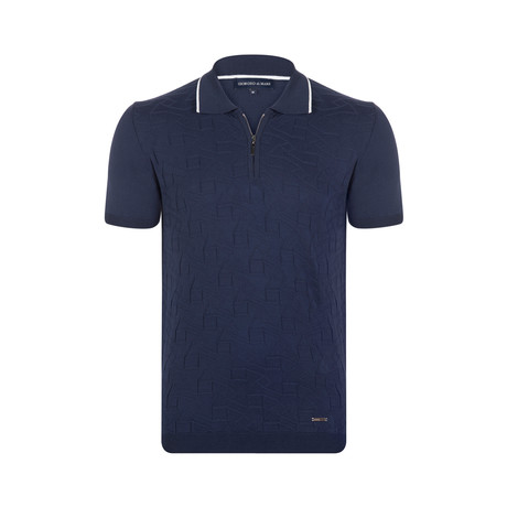 Polo Shirt // Navy (S)