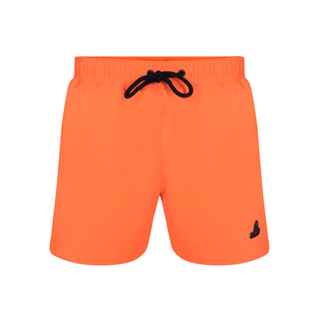 Solid Swimsuit // Orange (S)