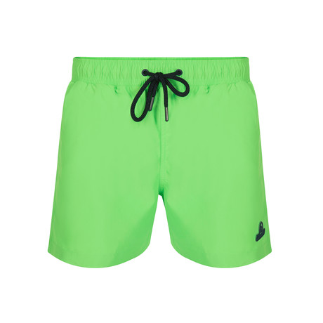Solid Swimsuit // Green (S)