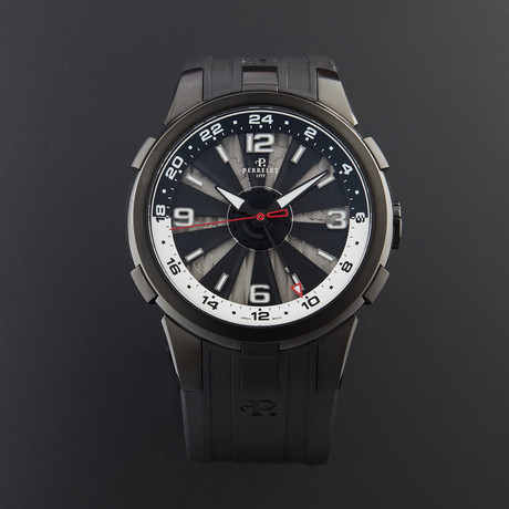 Perrelet Turbine GMT Automatic // A1093/1 // Store Display