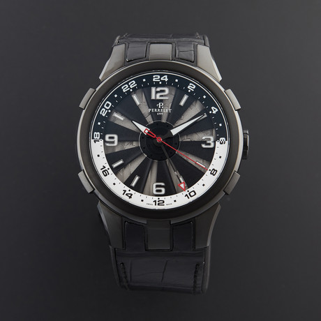 Perrelet Turbine GMT Automatic // A1093/1A // New