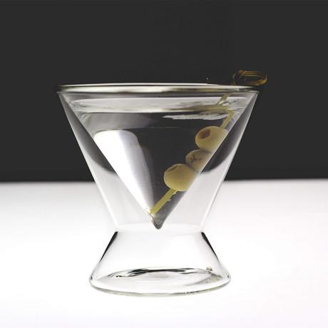 Martini Glasses // Set of 2
