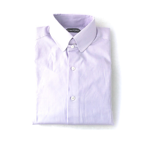 Dress Shirt // Pink (US: 15R)