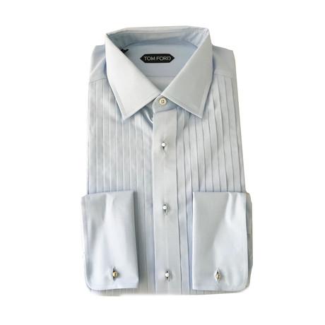 Tuxedo Shirt // Lavender (US: 15.5R)