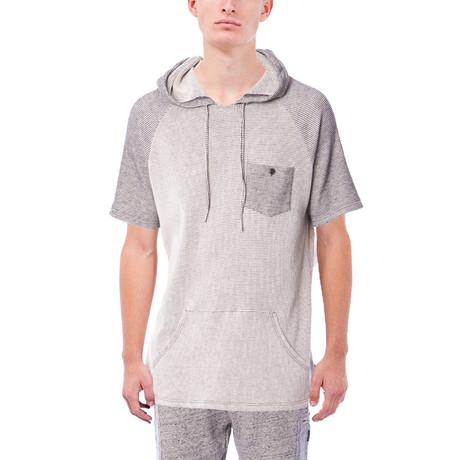 Rohan Short-Sleeve Hoodie // Charcoal (S)