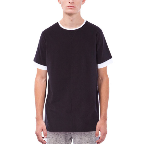 Clive Short-Sleeve Tee // Black (S)
