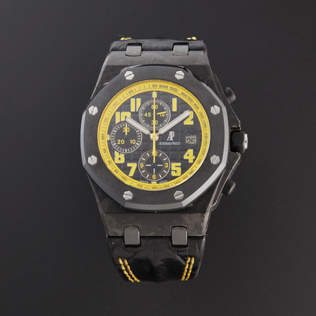 Audemars Piguet Royal Oak Offshore Chronograph Automatic // 26176FO.OO.D101CR.02 // Pre-Owned