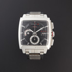 Tag Heuer Monaco LS Chronograph Automatic // CAL2110.BA0781 // Pre-Owned