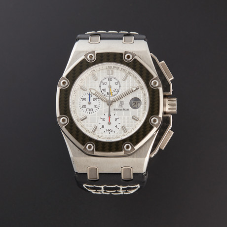 Audemars Piguet Royal Oak Offshore Montoya Chronograph Automatic // 26030IO.OO.D001IN.01 // Pre-Owned