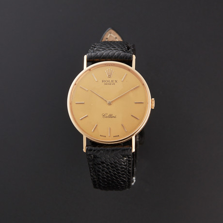 Rolex Cellini Manual Wind // Pre-Owned
