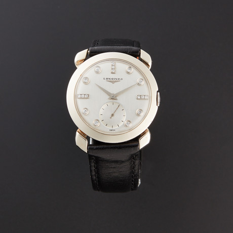 Longines Vintage Manual Wind // Pre-Owned