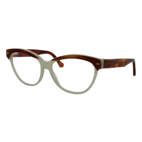 Women's Cat-Eye Glasses // Havana