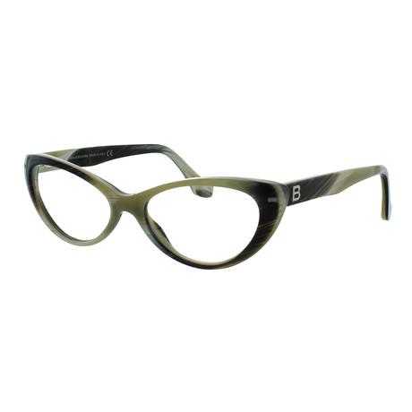 Women's Cat-Eye Glasses // Light Brown