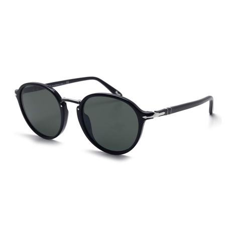 3184S Sunglasses // Black + Gray