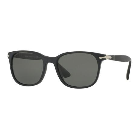 3164S Sunglasses // Black + Gray Polarized